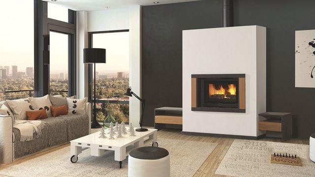 Quelle cheminée ou poêle pour un salon moderne ? – Mon ...
